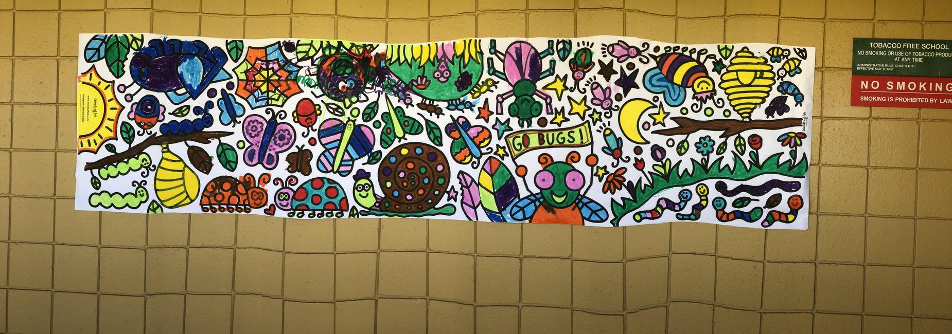 Pre School Artwork