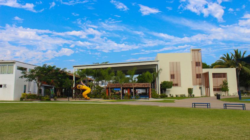 School Side view