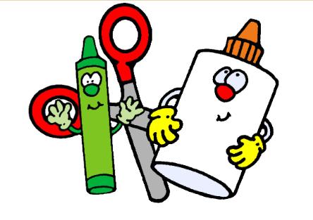School Supplies http://clipart-library.com