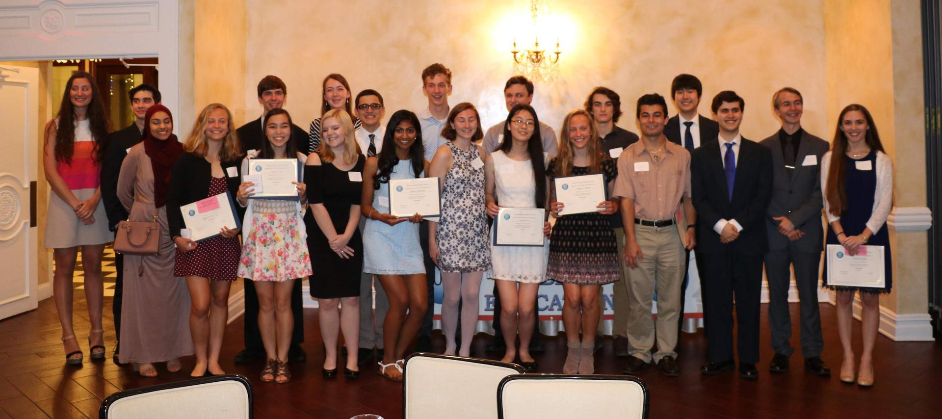 Award Students