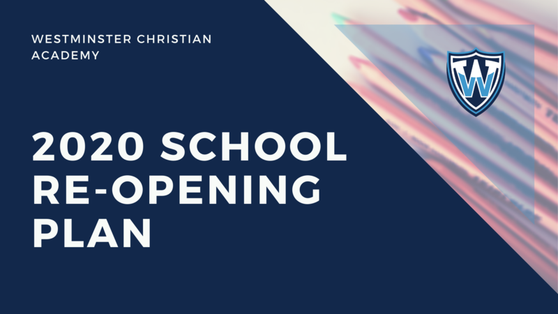 2020 School Re-Opening Plan Thumbnail Image