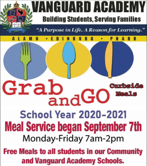 Grab and Go Free Meals Program Featured Photo