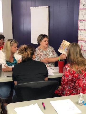 Professional Development for Balanced Literacy