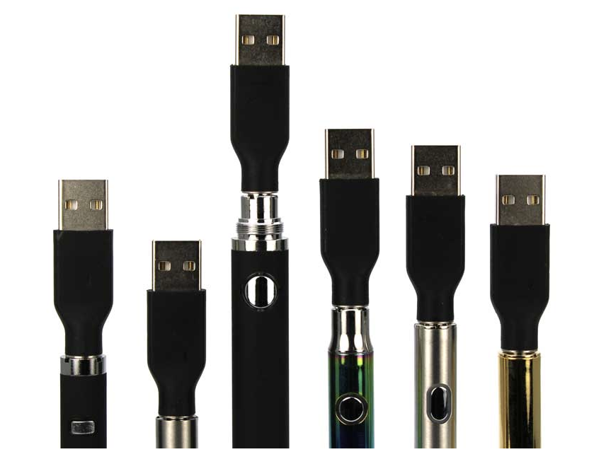 different vape chargers