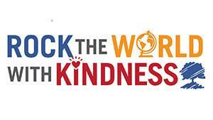 Rock the World with Kindness