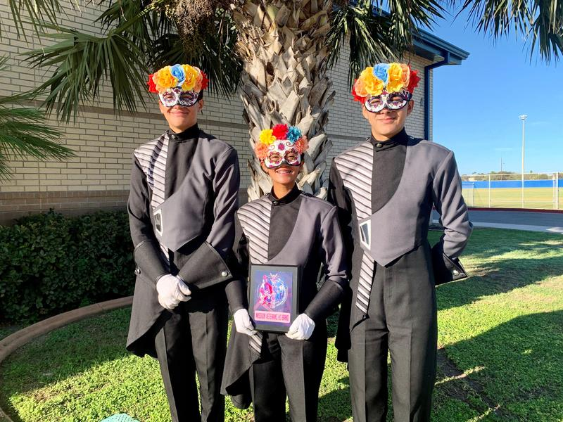 Congratulations to our VMHS Patriot Marching Band Featured Photo