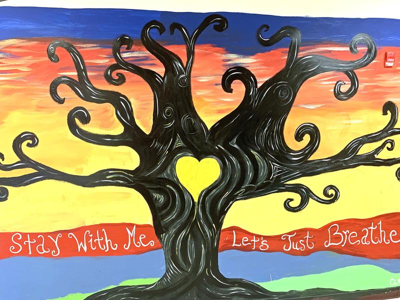 Mural of the Month: The Tree of Life Featured Photo