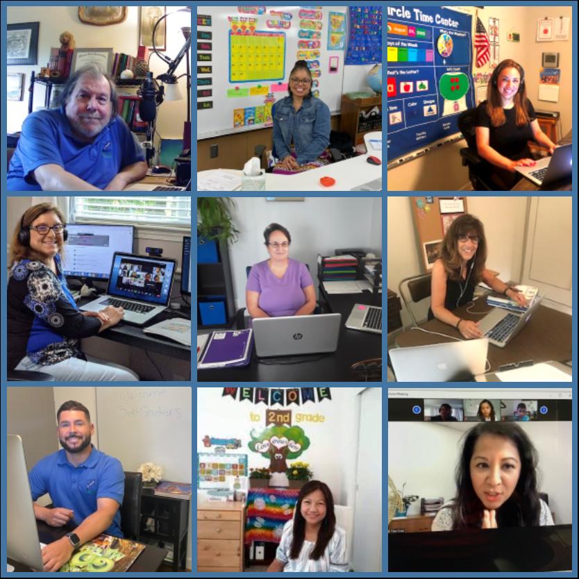 Various Teachers