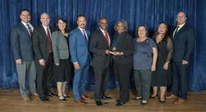 Santa Fe was celebrated as a 2020 California Distinguished School during the California School Recognition Program Awards Ceremony.