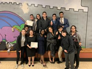 MUN Team Winners