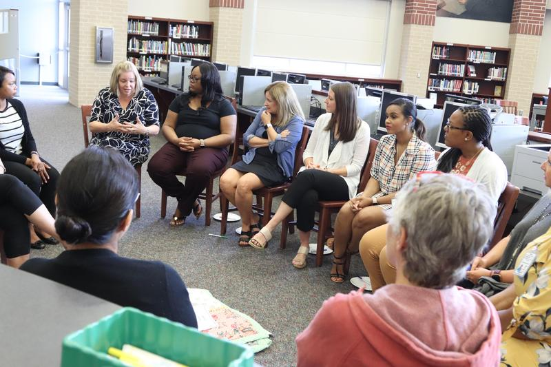District Collaborative Counselor session