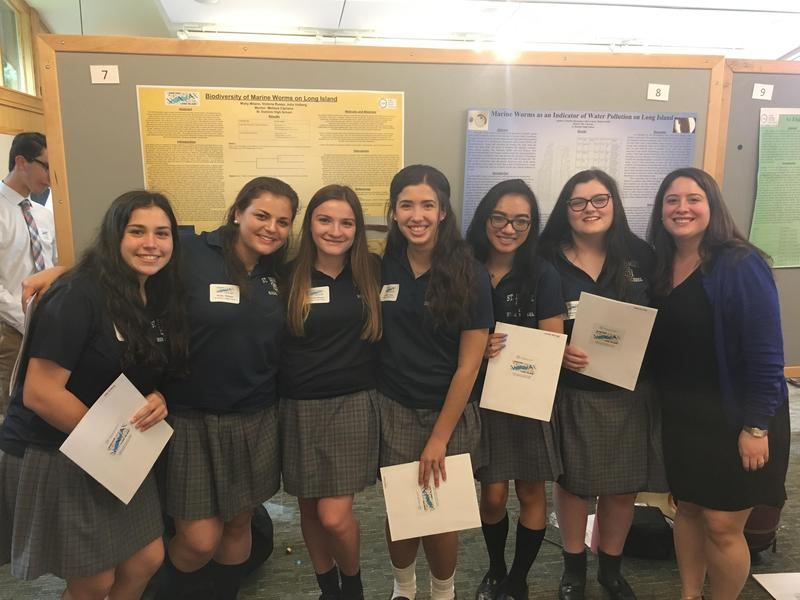 Science Research Students Soar at LI Symposium Featured Photo