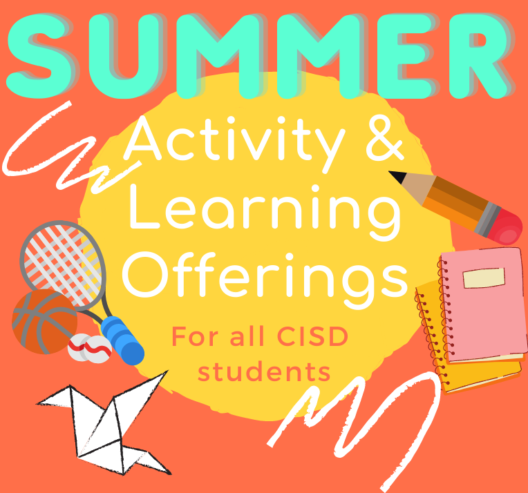 Summer Learning & Activity Opportunities Featured Photo