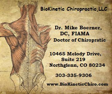 Dr. Mike Boerner, DC BioKinetic Chiropractic, LLC