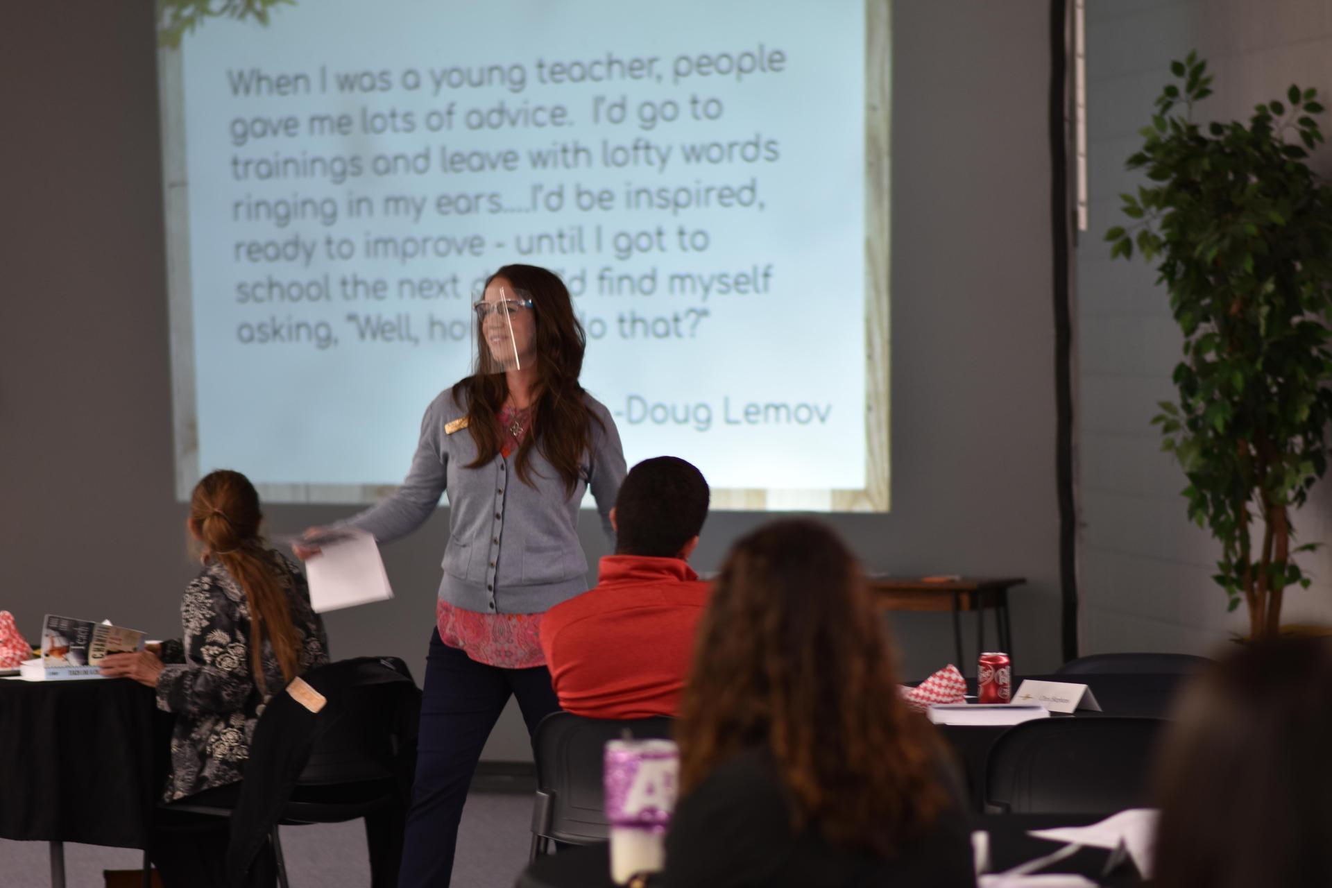april teaching