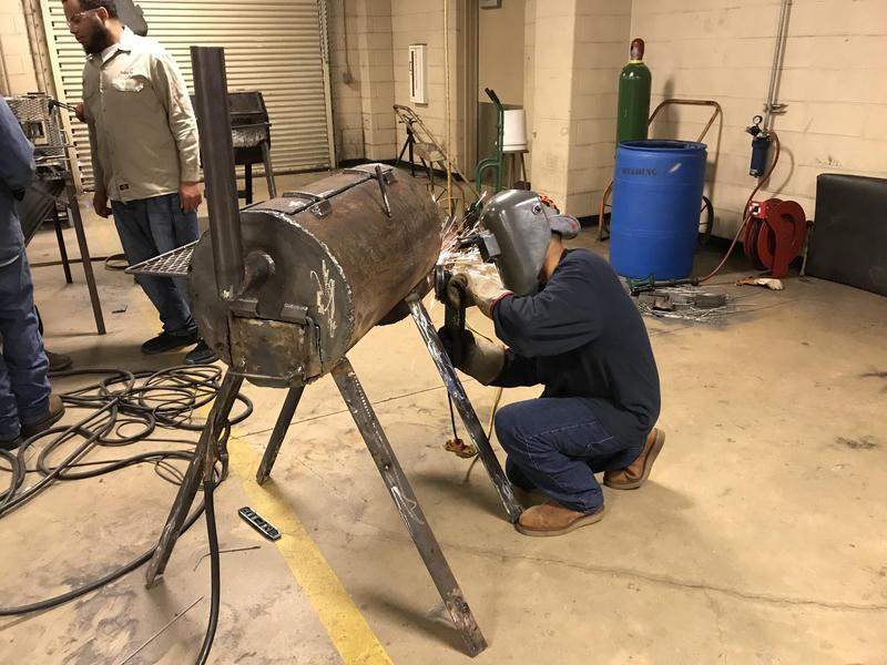 Flint Hills Resources Provides $30,000 Donation to Local Student Welding Programs Featured Photo