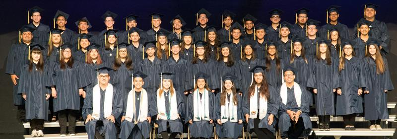 Congratulations Rembrandt Secondary Class of 2019 graduates, top 10 graduates and Associate degree graduates! Featured Photo