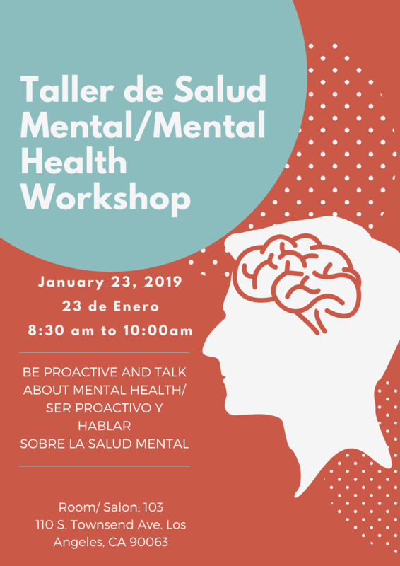 Mental Health Workshop Thumbnail Image