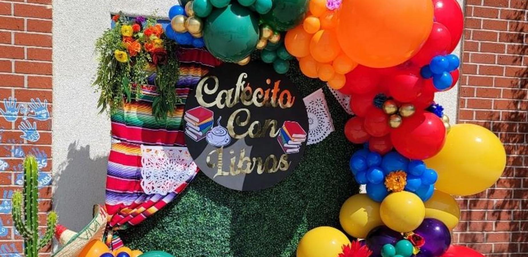 Cafecito Con Libros Kick Off