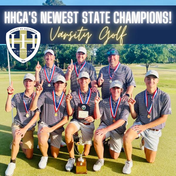 Varsity Golf State Championship