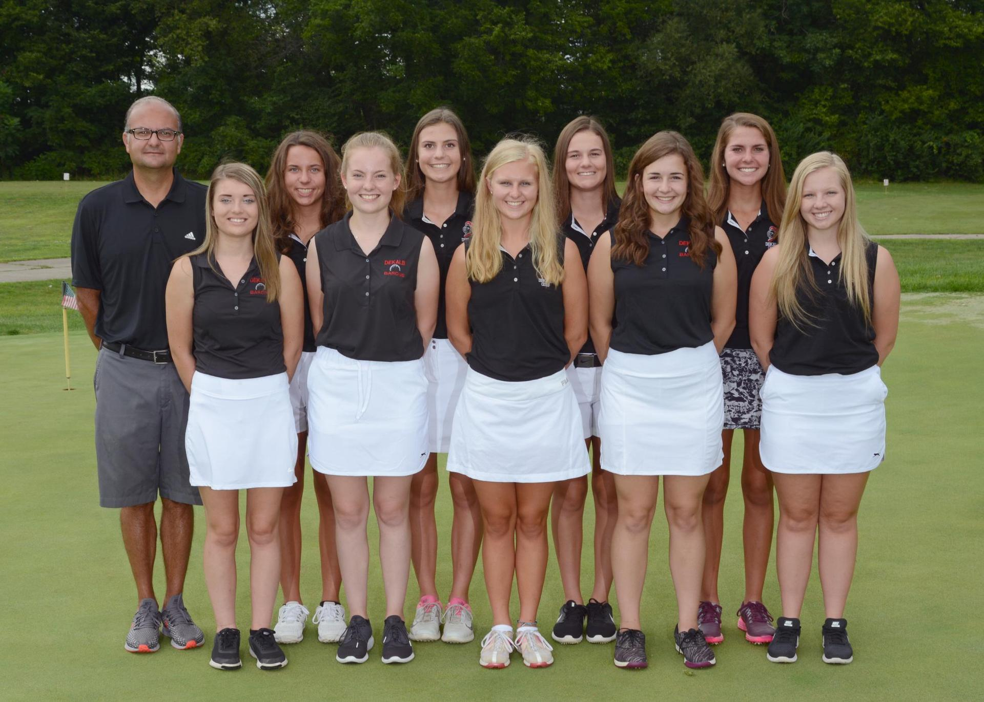2018-2019 Lady Baron Golf