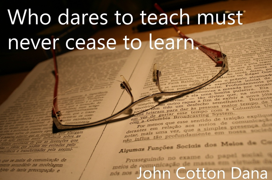 Dare to Teach