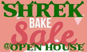 ELEMENTARY OPEN HOUSE BAKE SALE