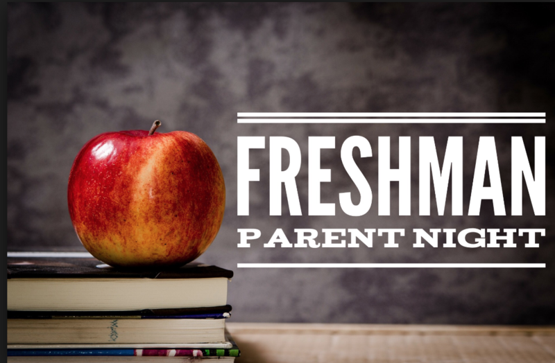 Freshman Parent Meeting - August 7th - 6:00 PM - 7:00 PM - Gym Featured Photo