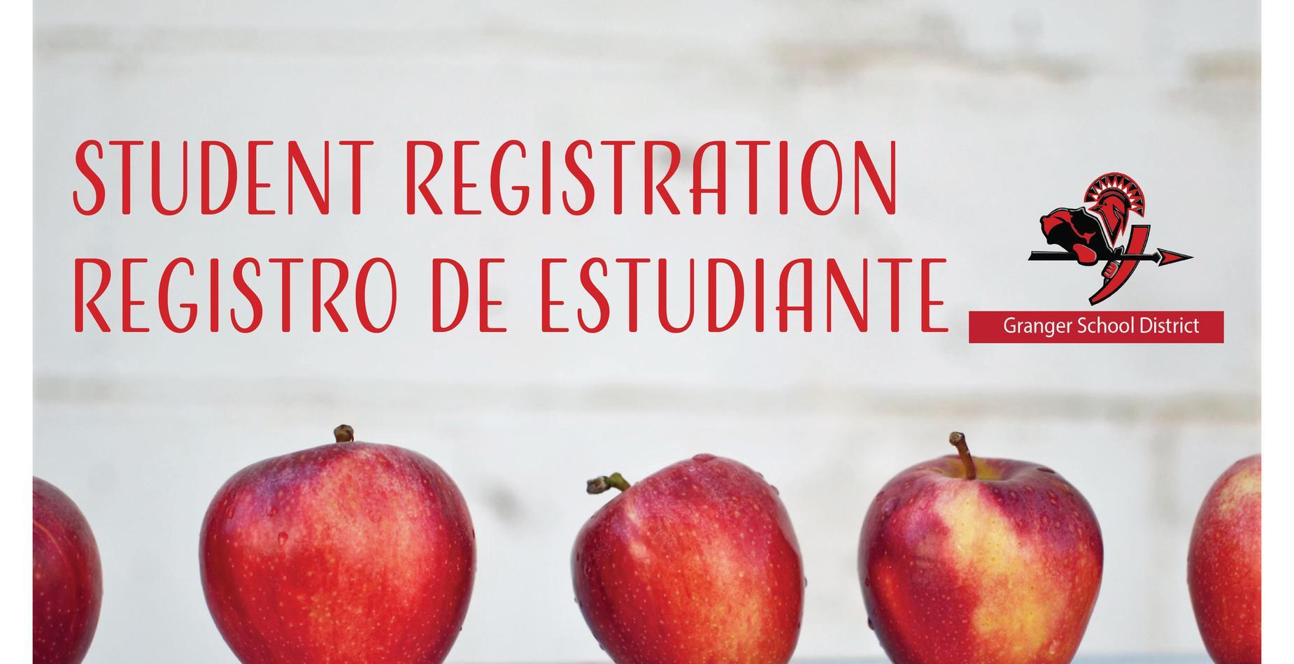 Information on student registration