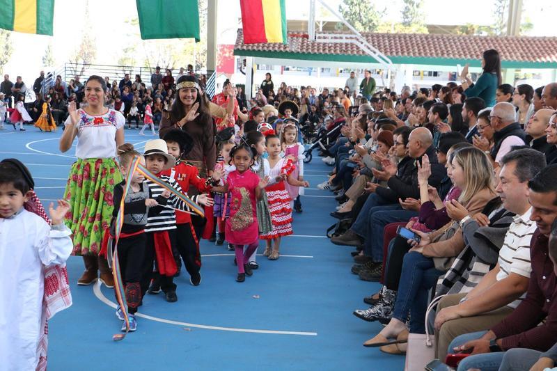 International Parade Kindergarten Featured Photo