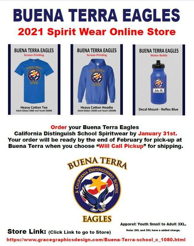 Buena Terra Online Spirit Store Now Open! Featured Photo