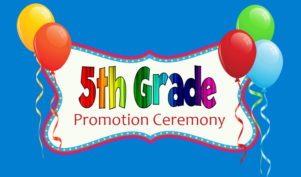 5th Grade Promotion Image