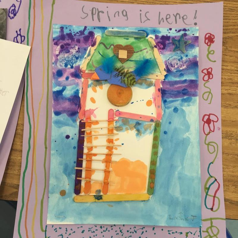 Sample of student art