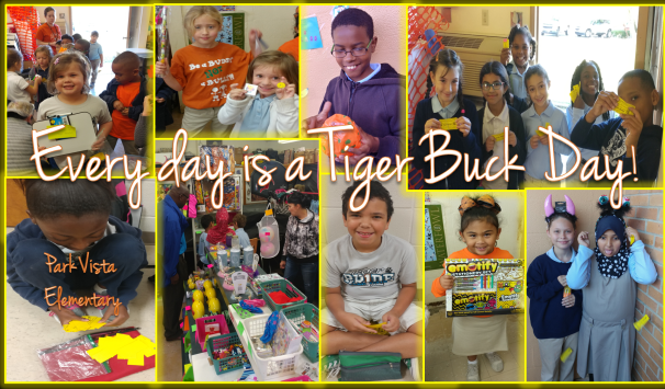 Tiger Buck Day!