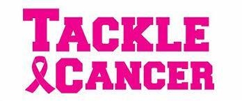 TAckle Cancer in Pink for Pink out for cancer awareness