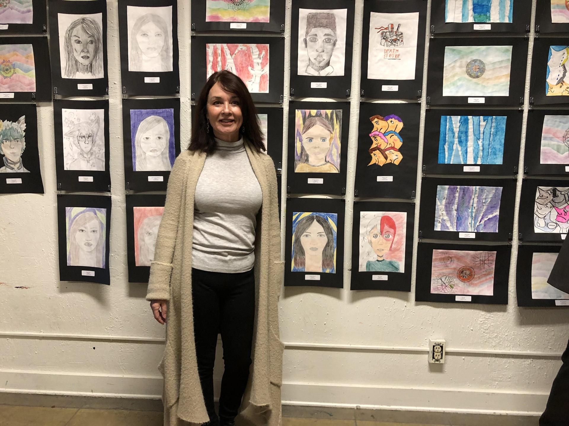 Photo of EFAPE Teacher April James