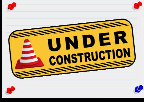 Professional Development Under Construction