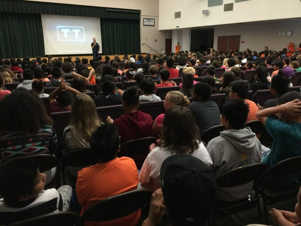 Teen Truth Assembly
