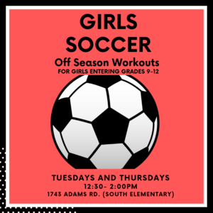 girls soccer workouts