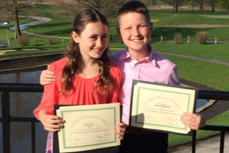 Southwest 5th-Graders honored with IPA Awards Thumbnail Image