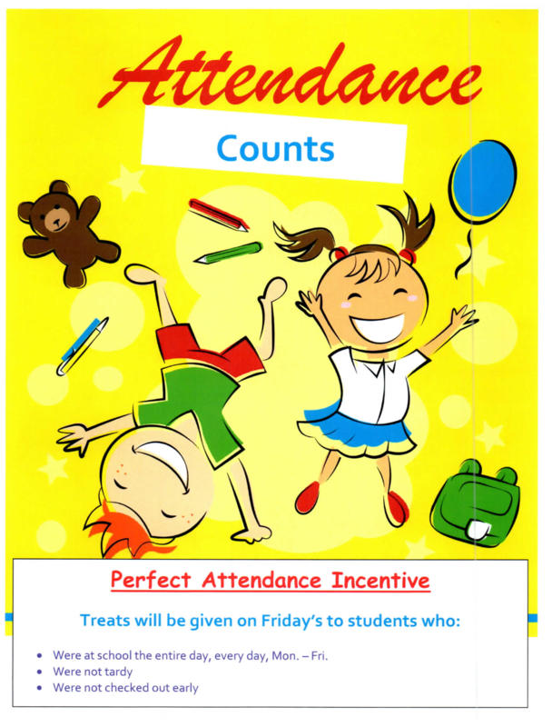 Attendance Counts Featured Photo