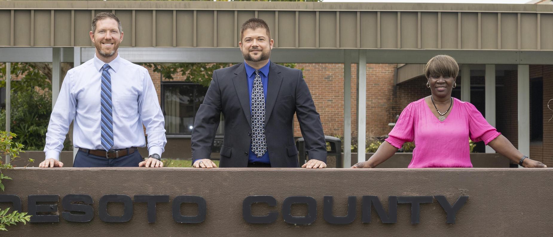 DeSoto High School Administrators