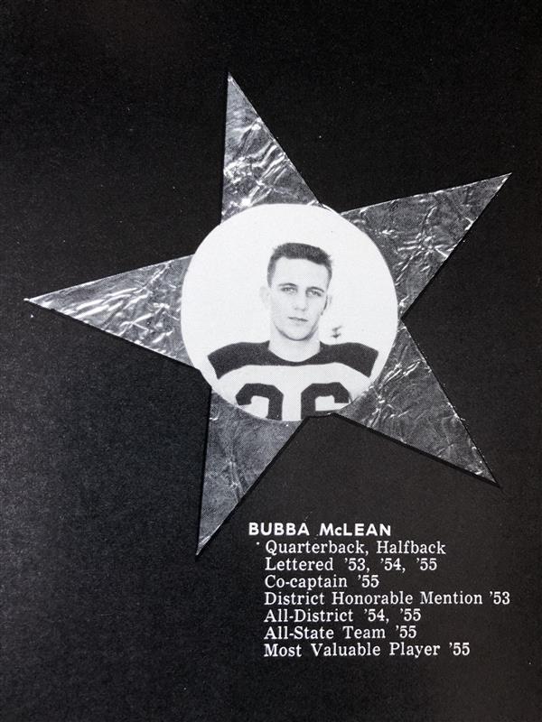 Frank 'Bubba' McLean