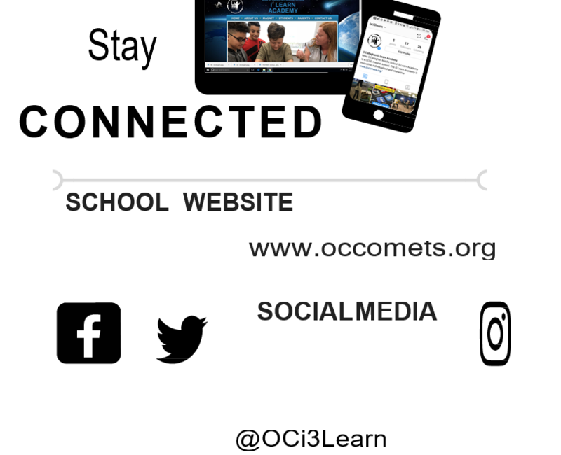 Stay Connected to i3 Learn Academy Through Our Social Media! Featured Photo