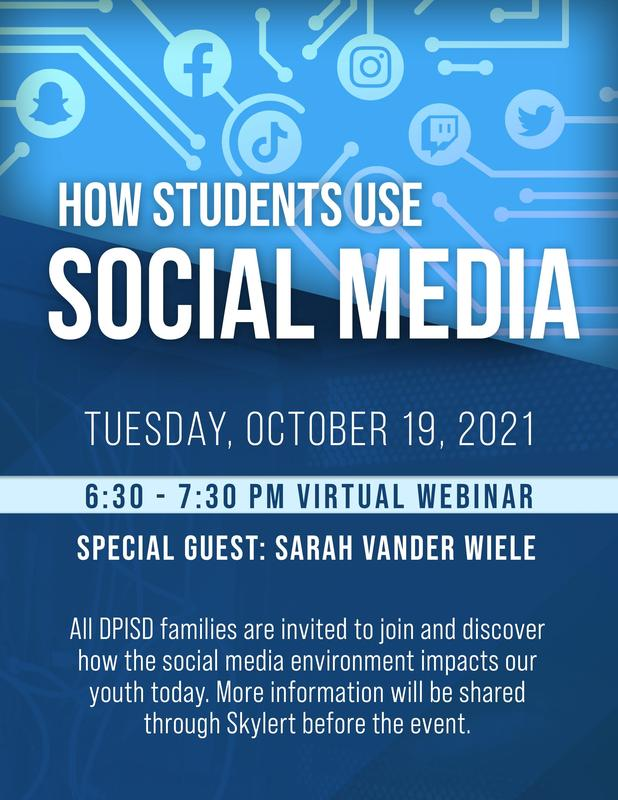 How Students Use Social Media - October 19, 2021 - Webinar