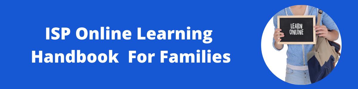Online Handbook for Families