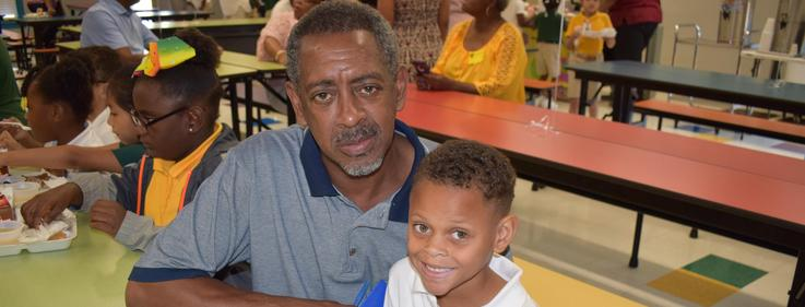 "Summit Elementary School 1st – 3rd Grades ""Grandparents"" Day Luncheon 2019"