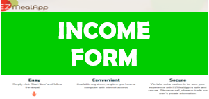 Income Form