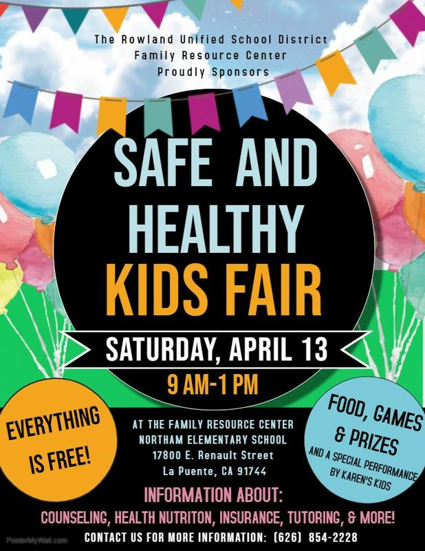 Safe and Healthy Kids Fair