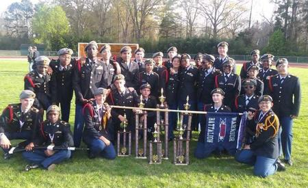 Grovetown High JROTC